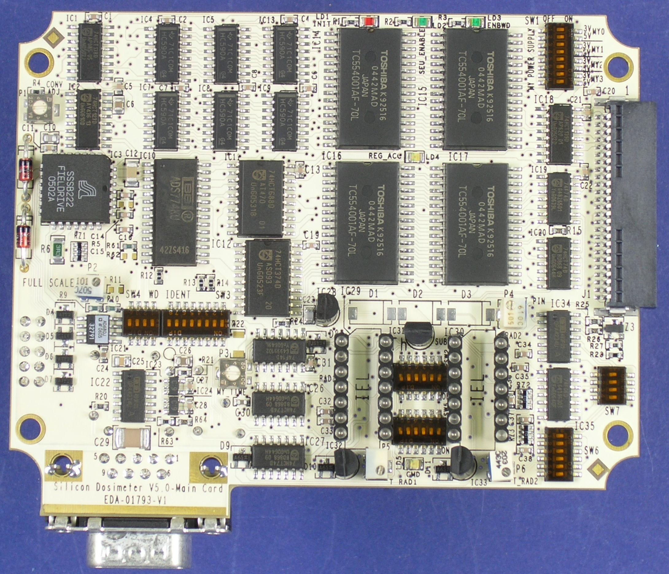 Ts Dem News Image Lead Free Pcb Assembly Rohs Printed Circuit Board Assemblies 28 19 2008 Published The Article Beware Single Hit About Radiation Monitors Designed By Lea Group In Total 329 Have